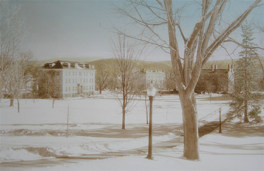 Untitled, Middlebury College